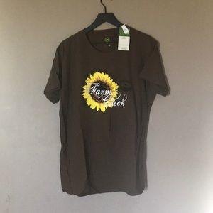 John Deere Women's Tshirt